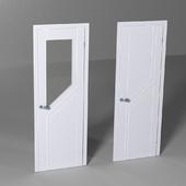 Дверь слоновая кость