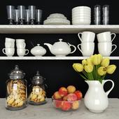 Декоративный набор для кухни 2