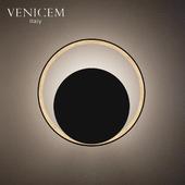 VeniceM Circle Wall