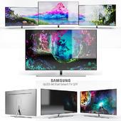 Samsung QLED 4K Flat Smart TV Q7F