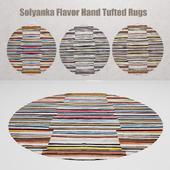 Solyanka Flavor Hand Tufted Rugs