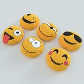 Pillows set 8 (smiles)