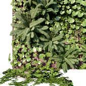 Wall decor panel Vertical Garden