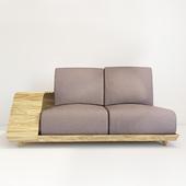 Оригинальный небольшой диван Dog House Sofa