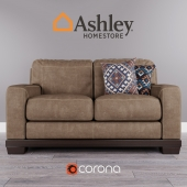 Kylun Saddle Sofa by Ashley