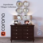Комод Aspenhome Villager Collection