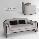 Диван и кресло Caracole Simply Put
