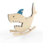 Rocking chair Shark