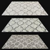 Ковры с длинным ворсом | Area carpet set 2