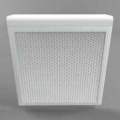 ЭРА Декоративный металлический экран на радиатор