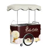 "Ice Cream Trolley ""Dolce Gelato"""