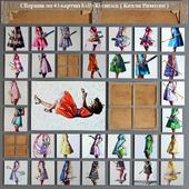 Сборник из 43 картин Kelly Reemtsen