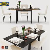 Набор ИКЕА  мебель, сервировка, декор