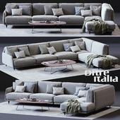 Ditre Italia ELLIOT Corner Sofa