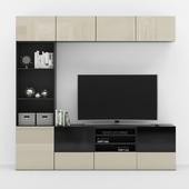 Ikea Besta TV Stand