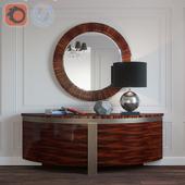 Giorgio Collection And Eichholtz Table Lamp Orbit