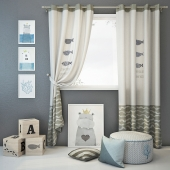 Curtain and decor 5