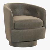 RH Modern Milo Baughman Chair