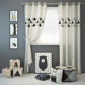 Curtain and decor 6