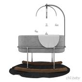 chli baby crib