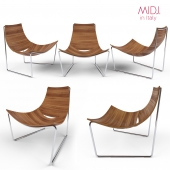 Chair Midj - Apelle AT LG