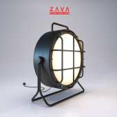 CANTIERE Iron Floor lamp ZAVA