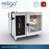 Retigo combi oven Blue Vision 623i