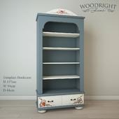 Книжный шкаф Templars TE-62-1 Woodright