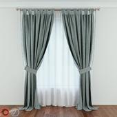 Modern Curtain №4