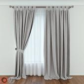 Modern Curtain №5
