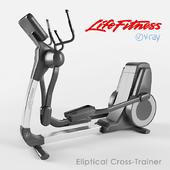 Elliptical Cross-Trainer