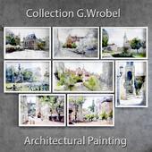 """Коллекция картин """"G.Wrobel"""""""