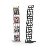 Folding Brochure Stand