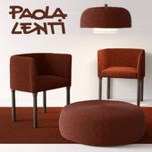 Paola Lenti elsie + Paola Lenti otto + Paola Lenti taiki