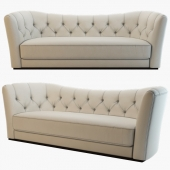 Opera Contemporary Butterlfy sofa