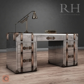Стол / RH Richards Metal Trunk Desk
