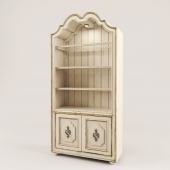Hooker Furniture Home Office Auberose Bunching Bookcase