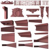 Set of classical elements