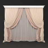Сlassic curtain