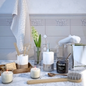 Bathroom Decor set_2
