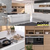 Кухня NOLTE Nova Lack (vray GGX, corona PBR)