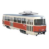 Tram Tatra T3