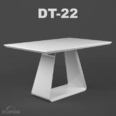 Стол DT-22 белый