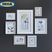 Набор картин КНОППЭНГ ИКЕА/IKEA