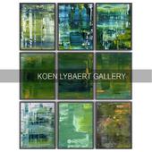 Paintings by Koen Lybaert    set 2