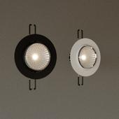 Recessed luminaire DS-007BW80