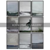 Paintings by Koen Lybaert   set 4