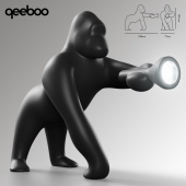 Qeeboo KONG Floor lamp