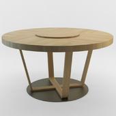 Seven Sedie Ermione Table