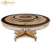 Dining Round Table - La Contessina